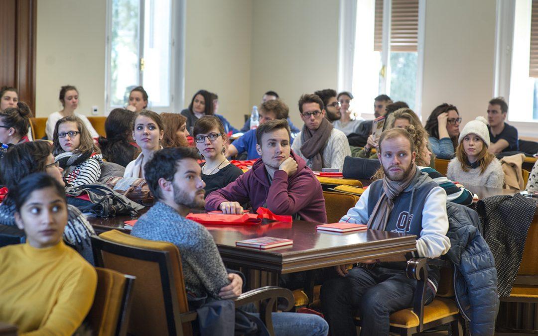 Mindfulness ayuda a reducir los niveles de estrés en estudiantes universitarios